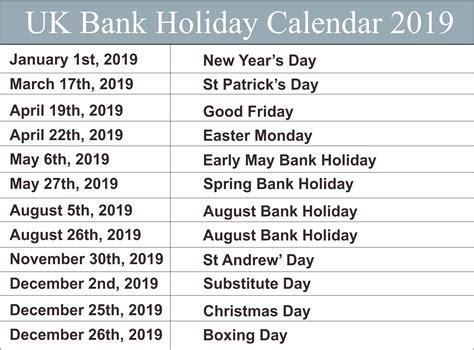 uk united kingdom bank holidays calendar templates june