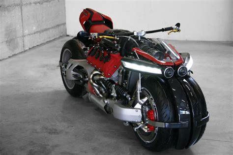 Lazareth LM 847: La moto à V8 Maserati   WEB LUXE   Votre