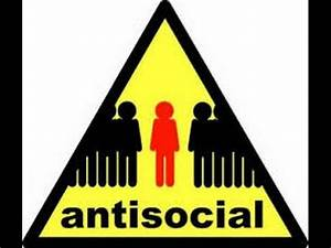 ANTISOCIAL PERSONALITY DISORDER - YouTube