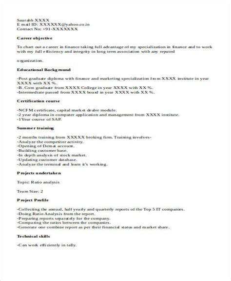 36 accountant resume sles
