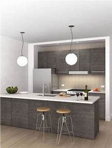 modern kitchen designs for small kitchens psicmusecom With designs for a small kitchen