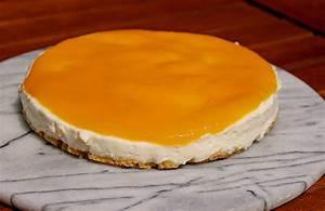 Philadelphia Torte Rezept : philadelphia torte mit pfirsichp ree rezept mit bild ~ Lizthompson.info Haus und Dekorationen
