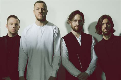 Imagine Dragons' 'thunder' Storms To No. 1 On Top Tv