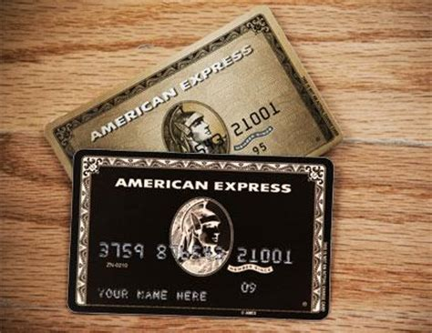 See rates and fees) and the centurion card. Is There an American Express Black Card? | LoveToKnow