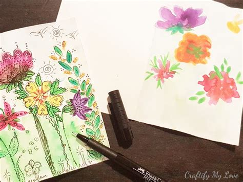 We did not find results for: Make easy DIY Watercolor Cards | Craftify My Love
