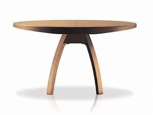 Table Ronde Extensible Design : table repas ronde extensible table de cuisine extensible maisonjoffrois ~ Teatrodelosmanantiales.com Idées de Décoration