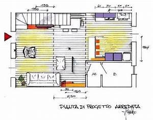 Cucina e soggiorno insieme: un progetto dinamico