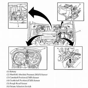 Chevy Diagrams   2006 Chevy Aveo Throttle Position Sensor