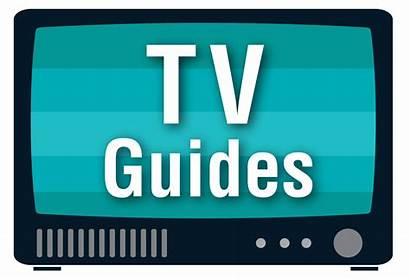 Tv Guides Guide Icon Television Weekly Tools