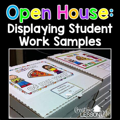 creative lesson cafe open house ideas for teachers 789 | Slide10