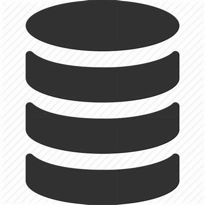 Icon Storage Server Transparent Icons Database Vector