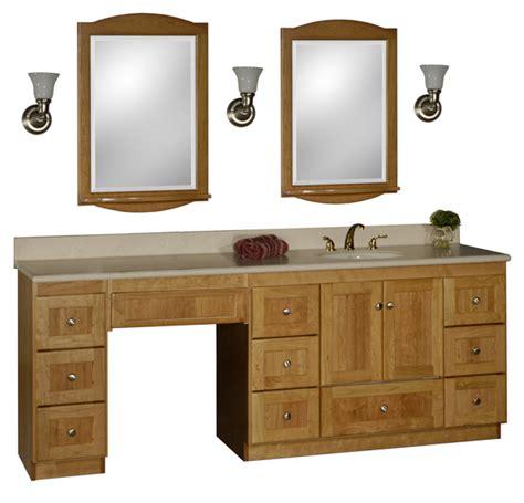 bathroom cabinets with makeup vanity bathroom vanity with makeup vanity attached choice of