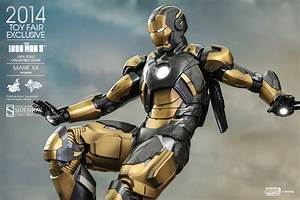 Marvel Iron Man Mark XX - Python Sixth Scale Figure by Hot ...