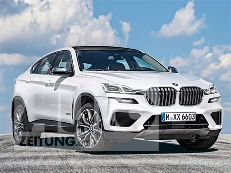 Bmw X6 2018 More Performance, New Security Features Added