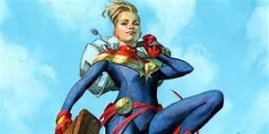 Captain Marvel Gets NEW Origin Story Ahead of Movie