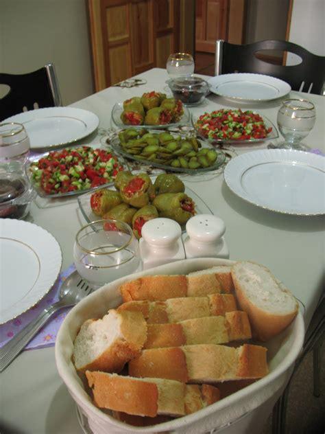 basma cuisine iftar table 1 mini iftar sofrası cuisine