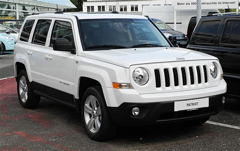Filejeep Patriot 22 Crd Limited Facelift