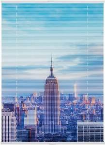 Plissee Mit Motiv : plissee klemmfix verspannt motiv new york lichtblick lichtschutz ohne bohren verspannt ~ Frokenaadalensverden.com Haus und Dekorationen