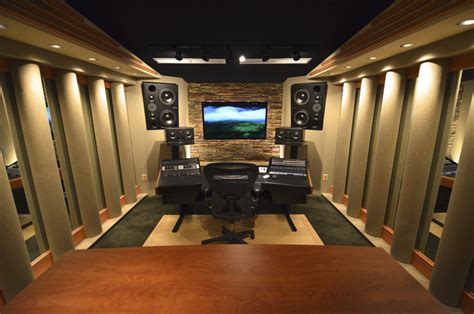 Custom Designed Studio: The Blue Grotto