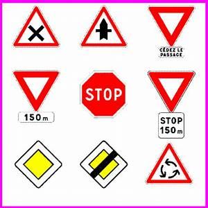Code De La Route Signalisation : code de la route panneau code de la route gratuit ~ Maxctalentgroup.com Avis de Voitures