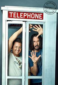 Bill & Ted 3: Keanu Reeves and Alex Winter dish on ...