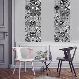 Papier Peint Carreau Ciment : papier peint carreaux de ciment madeleine ~ Melissatoandfro.com Idées de Décoration