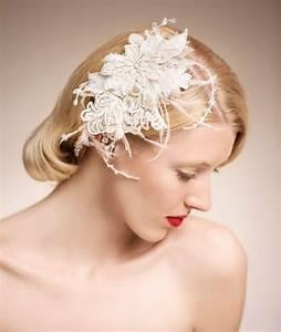 Wedding Hair Accessories And Fascinators Fade Haircut