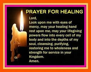 Prayer for healing | sayings I love | Pinterest | Prayer ...