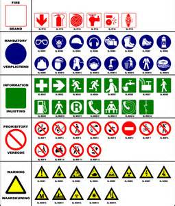 South Africa Safety Signs