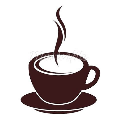 Coffee Cup Clipart Coffee Cup Black And White Clipart Clipart Suggest
