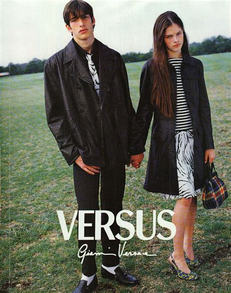 Versus Versace 1996 BRUCE WEBER  campaign Pinterest