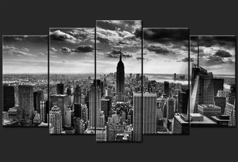 187 gratte ciels de manhattan vue du ciel toile photo eu