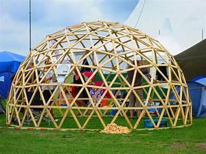 Geodätische Kuppel Bausatz : netz39 geod tische kuppeln ~ Michelbontemps.com Haus und Dekorationen