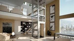 ascenseur pour maison individuelle With ascenseur de maison individuelle