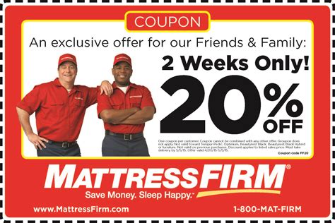 mattress firm coupons 8 rest assured s day gift ideas the daily doze