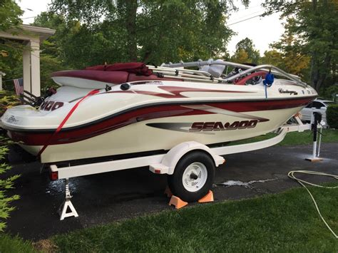 Sea Doo Boats by Sea Doo Challenger Boat For Sale From Usa