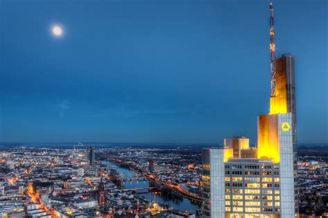 Commerzbank Tower Frankfurt Main Germany Sumfinity
