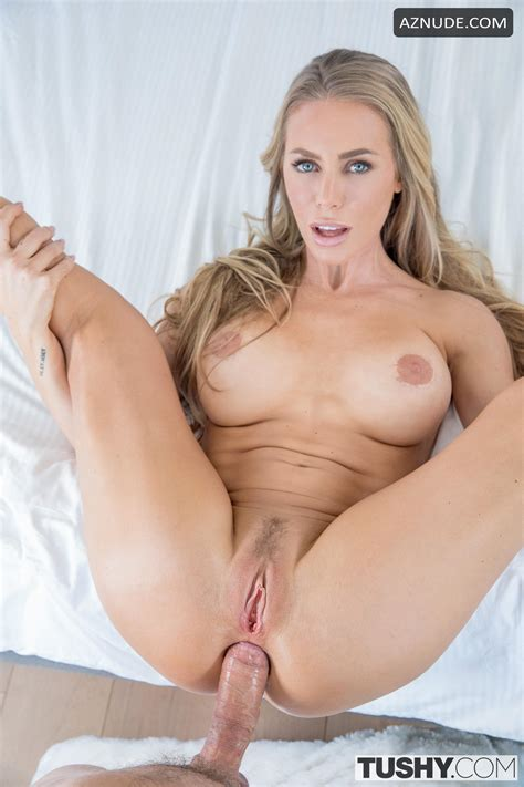 Nicole Aniston Nude In Her First Professional Anal Scene For Tushy Called Anal On The First