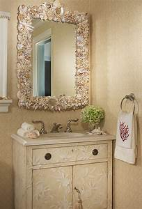 44 sea inspired bathroom decor ideas digsdigs With bathroom decor pictures and ideas