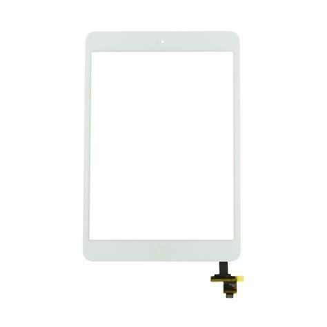 ipad mini retina touch screen digitizer ic chip white