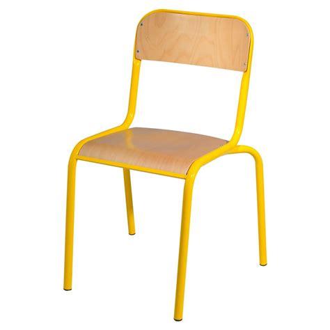 image de chaise chaise atlas 4 pieds chants protégés manutan collectivités