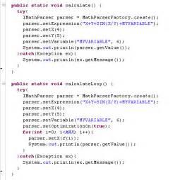 Basic Java Code Examples