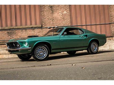 1969 Ford Mustang 428 Cobra Jet R Code For Sale