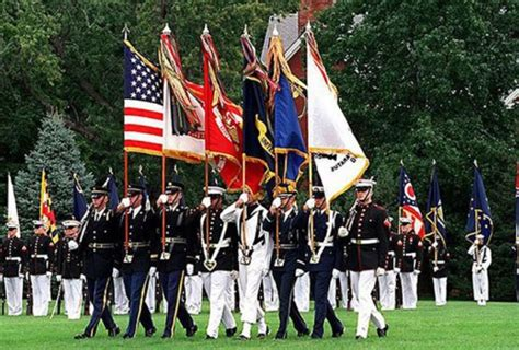 navy color guard d c lgbt pride parade will feature color guard