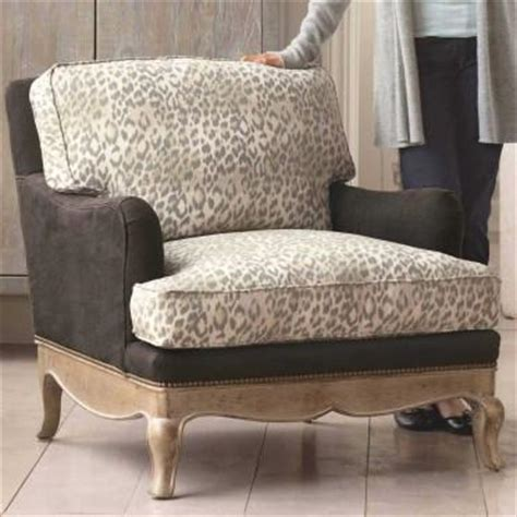 leopard print eco upholstered chair i vivaterra