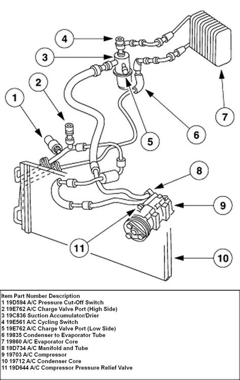 ford focus questions where is the low side port in my 2002 ford focus lx cargurus