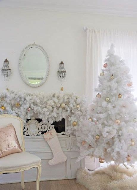 Ideas Decorating White Tree by 30 Creative White Tree Decorating Ideas