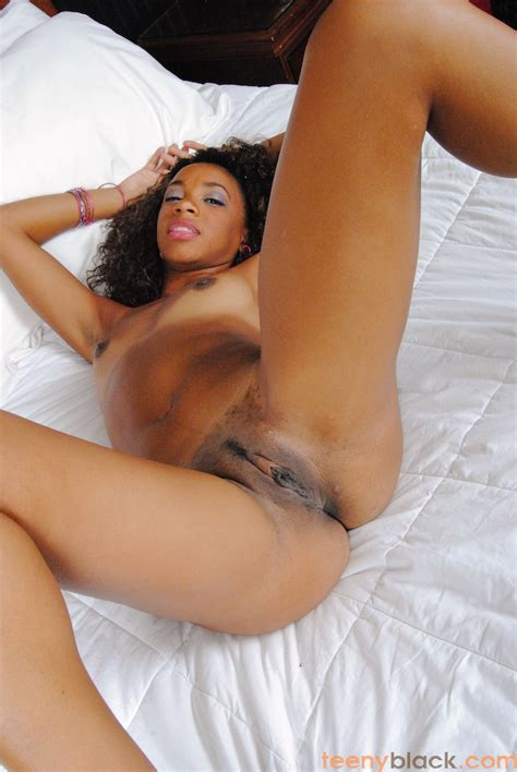 Hot Slim Big Booty Ebony Teen Has Her Pussy Fucked Hard By