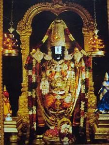 Tirumala Tirupati Sri Venkateswara Description, Perumal