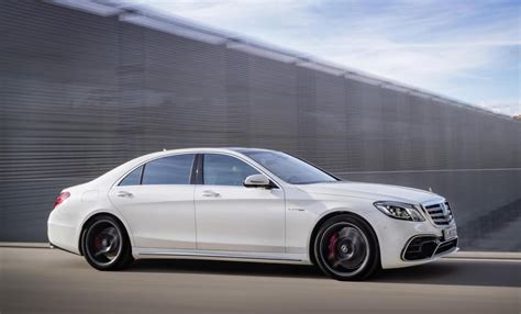 2018 Mercedesbenz Sclass Revealed, Debuts New Inline Six